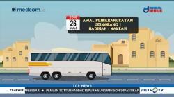 Jadwal Kegiatan Jemaah Haji 10 Hari ke Depan