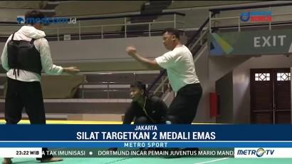 Pencak Silat Targetkan Dua Medali Emas di Asian Games 2018