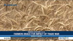Farmers Brace for Impact of Trade War