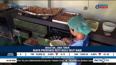 Pengusaha Roti Bolu Terkena Imbas Kenaikan Harga Telur Ayam