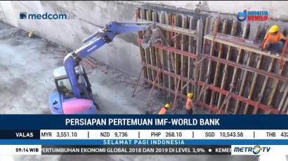 Pembangunan Underpass Simpang Tugu Ngurah Rai Dikebut
