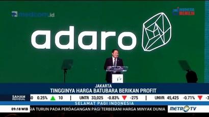 Garibaldi Thohir : Tingginya Harga Batubara Berikan Profit