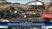 Korban Kebakaran di Sunter Harapkan Bantuan Pemerintah