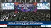 Jokowi Beri Pengarahan ke Ribuan Babinsa di Bandung