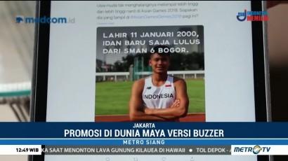 Promosi Versi Buzzer Jelang Asian Games 2018