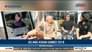 Membahas Promosi dan Kontroversi Tagar Asian Games Gemes 2018