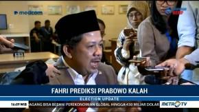 Fahri Hamzah Sebut Kubu Prabowo Kurang Lincah