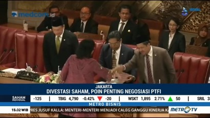 Divestasi 51% Saham Freeport Indonesia