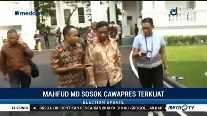Mahfud MD Sosok Terkuat Pendamping Jokowi
