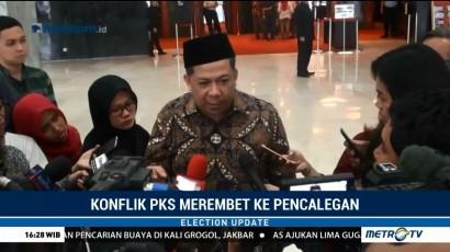 Konflik PKS Merembet ke Pencalegan