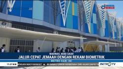 Jalur Cepat Jemaah Haji Indonesia di Imigrasi Arab Saudi