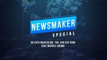 NewsMaker - Ini Kata Gus Romi, Mahfud MD dan TGB soal Cawapres Jokowi