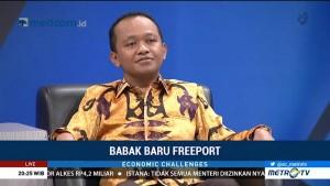 Divestasi Saham Freeport Diharapkan Tingkatkan Kemakmuran Warga Papua