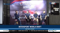 Seri Perdana Intersport Battle Drift 2018 Siap Digelar
