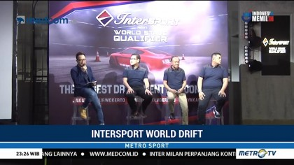 Seri Perdana Intersport Battle Drift 2018 Siap Digelar