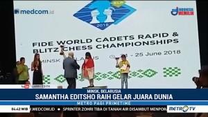 Pecatur Cilik Indonesia Juara Dunia