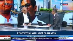 Komentar Komisi ASN soal Pencopotan Wali Kota di Jakarta