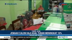 Jemaah Calon Haji asal Tuban Meningkat 10%
