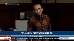 Suryadharma Ali Hadirkan Ahli Hukum dalam Sidang Lanjutan PK