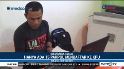 Hanya 15 Parpol yang Mendaftar ke KPU Bulukumba