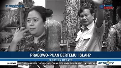 Prabowo dan Puan Berencana Bertemu Kembali