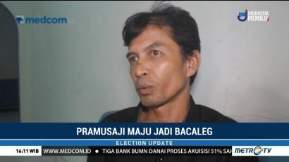 Pramusaji di Tanjung Pinang, Maju Jadi Bacaleg