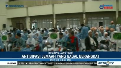 PPIH Surabaya Siapkan 365 Calon Haji Cadangan