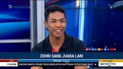 Indonesia Tak Bebani Zohri Target Emas di Asian Games