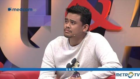 Q & A - Biasa Aja Bersama Gibran, Kaesang dan Bobby (2)