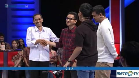 Q & A - Biasa Aja Bersama Gibran, Kaesang dan Bobby (6)