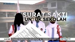 Surat Sakti untuk Sekolah (1)