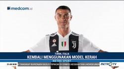MU dan Juventus Rilis <i>Jersey</i> Baru