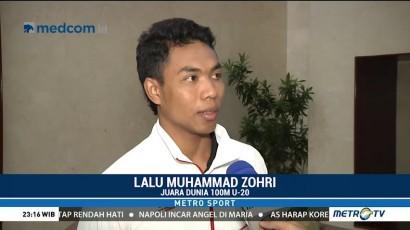 Mengenal Lebih Dekat Lalu Muhammad Zohri