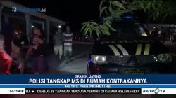 Densus 88 Tangkap Seorang Terduga Teroris di Bumiaji Sragen