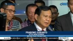 Prabowo Jenguk SBY di RSPAD Gatot Soebroto