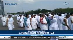 Enam Calon Haji Asal Bojonegoro Gagal Berangkat