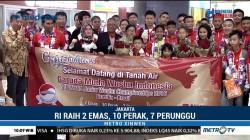 Atlet Wushu Junior Indonesia Raih 19 Medali di Brazil