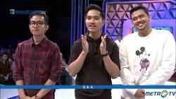 Highlight Q & A - Biasa Aja Bersama Gibran, Kaesang dan Bobby