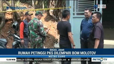 Rumah Mardani Ali Sera Dilempari Bom Molotov