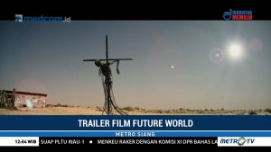 Future World, Film Fiksi Ilmiah Bertabur Bintang