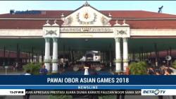 Pawai Obor Asian Games, Yogyakarta Jadi Kota Persinggahan Pertama