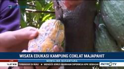 Wisata Edukasi di Kampung Coklat