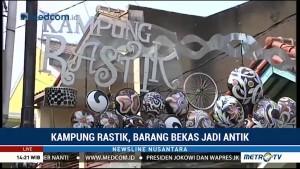 Kampung Rastik, Olah Barang Bekas Jadi Antik