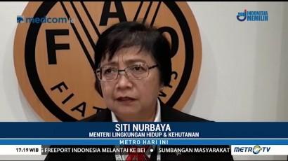 Menteri LHK: Masyarakat Berperan Cegah Kebakaran Hutan Meluas