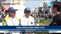 Yogyakarta Jadi Kota Pertama Kirab Obor Asian Games Berdampak Positif
