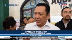 Golkar Tetap Dukung Jokowi Meski Airlangga Tak Jadi Cawapres
