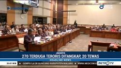 270 Terduga Teroris Telah Ditindak Sejak Kasus Bom Surabaya