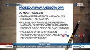 Anggota DPR Tanpa Fraksi Akibat Proses PAW yang Lama?