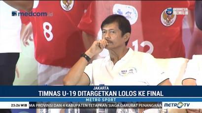 Timnas U-19 Ditargetkan Lolos ke Final Piala Asia 2018