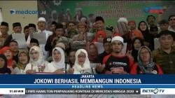 Takmir Masjid, Ulama, dan Santri se-Jabodetabek Dukung Jokowi Dua Periode